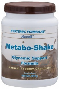 Metabo Shake Chocolate Glycemmic support