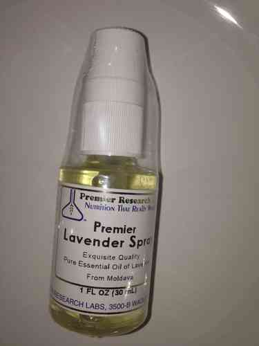 Lavender Oil Spray