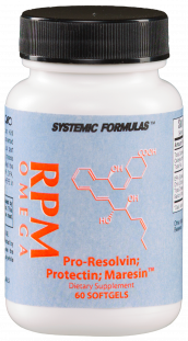 865 Resolve-Protectin-Maresin Krill oil
