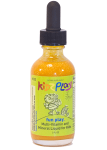520 Fun Play Children's multi-vitamin LQ