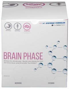 Brain Phase cell detox TCD 941 plus CYTOdetox tincture